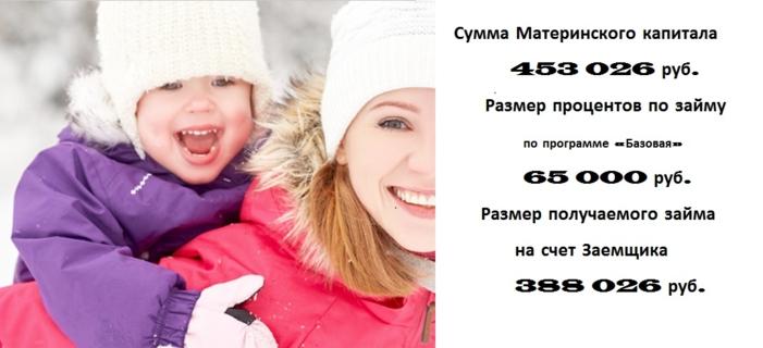 Ипотека под материнский капитал без справки о доходах купить справку 2 ндфл Новоостанкинская 2-я улица